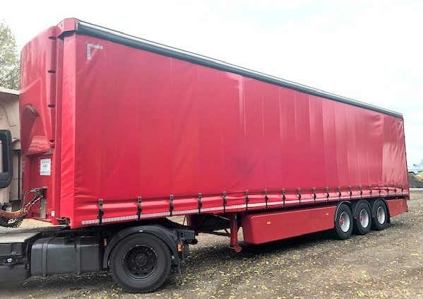 CURTAINSIDER TRI AXLE SDC 4 48M 2010 STOCK NO 108411