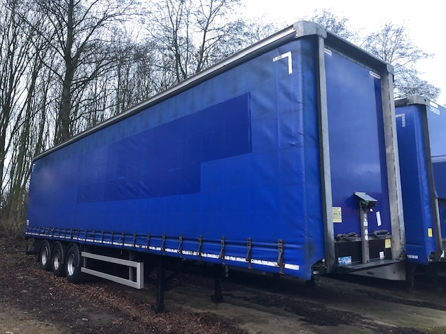 CURTAINSIDER TRI AXLE MONTRACON 4 4M 2014 STOCK NO 108489