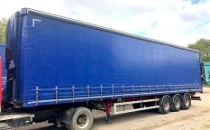 CURTAINSIDER TRI AXLE SDC 4 6M 2013 STOCK NO 108380