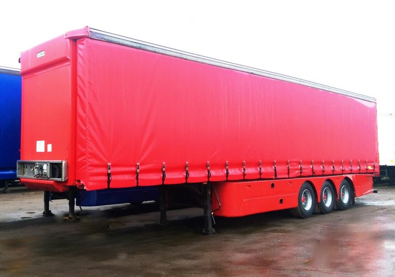 CURTAINSIDER TRI AXLE CARTWRIGHT 4 2M 2005 STOCK NO 97837