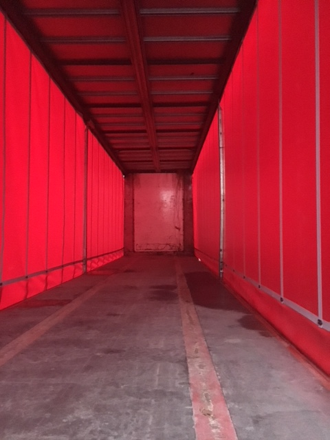 CURTAINSIDER TRI AXLE M&G 4.48M 2007 STOCK NUMBER 75930