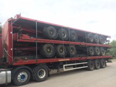 EXPORT ROR DISC 5 STACK FLATS
