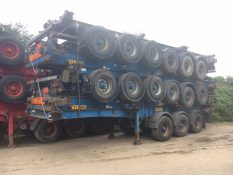 EXPORT BPW DRUM 5 STACK SKELETALS