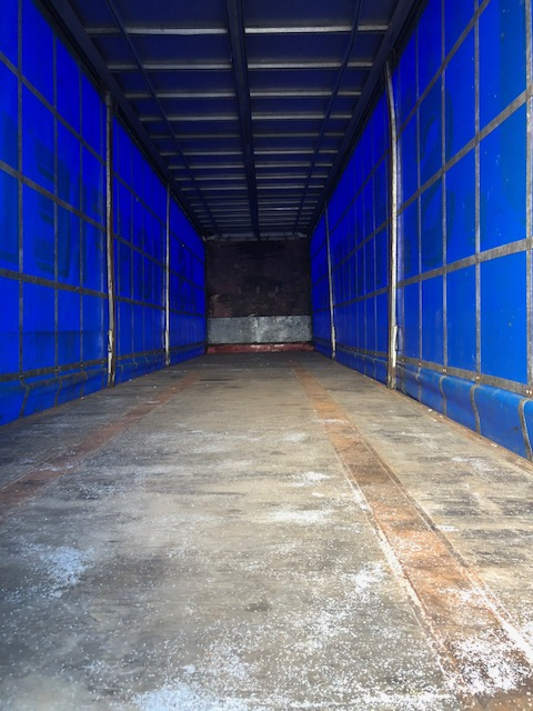 CURTAINSIDER TRI AXLE MONTRACON 4.2M 2009 STOCK NO 98075