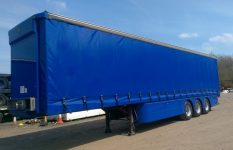 CURTAINSIDERS 4.2M