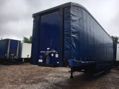CURTAINSIDE DOUBLE DECK