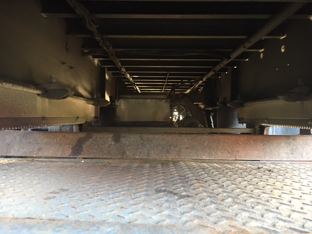 CURTAINSIDER TANDEM AXLE SDC 4M 2006 SLIDE AWAY TAIL LIFT STOCK NO 87158