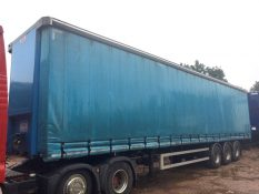 CURTAINSIDERS 4.3M-4.8M