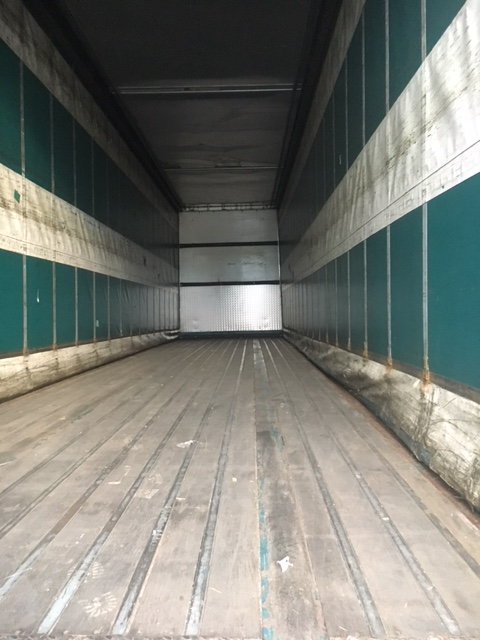 CURTAINSIDER M&G TRI AXLE 4 7M 2007 STOCK NUMBER 97722