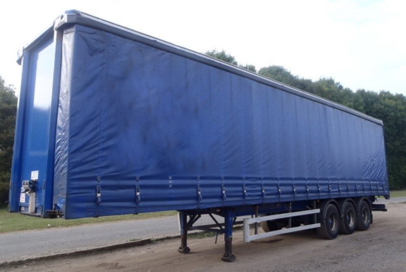 CURTAINSIDER.TRI AXLE.SDC.4.39M.2006.STOCK NO 65265