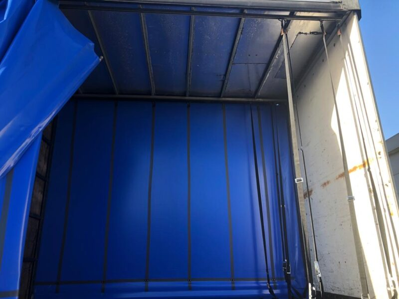 STEP FRAME DOUBLE DECK TRI AXLE L/D 4.9M 2010 STOCK NO 119338