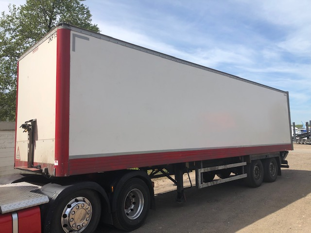 TANDEM AXLE SDC URBAN TAIL LIFT BOX VAN 2015 CJC STOCK NO 108579