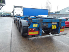 COMBI SKELLS 4 AXLE SPLITTERS