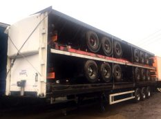 EXPORT BPW DISC 5 STACK FLATS